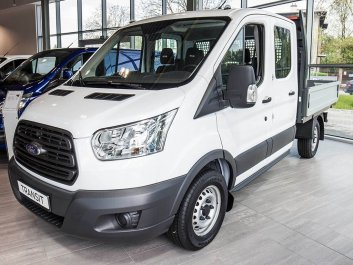 FORD Transit 350 L5 Ambiente D-Cab