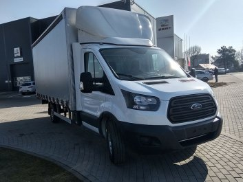 FORD Transit 350 L5 Ambiente S-Cab